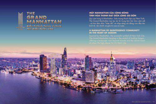 Dự Án The Grand Manhattan Quận 1