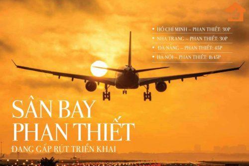 Khởi công Sân Bay Phan Thiết